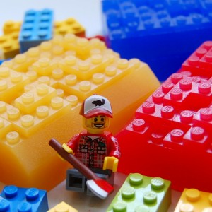 Building Block Soap