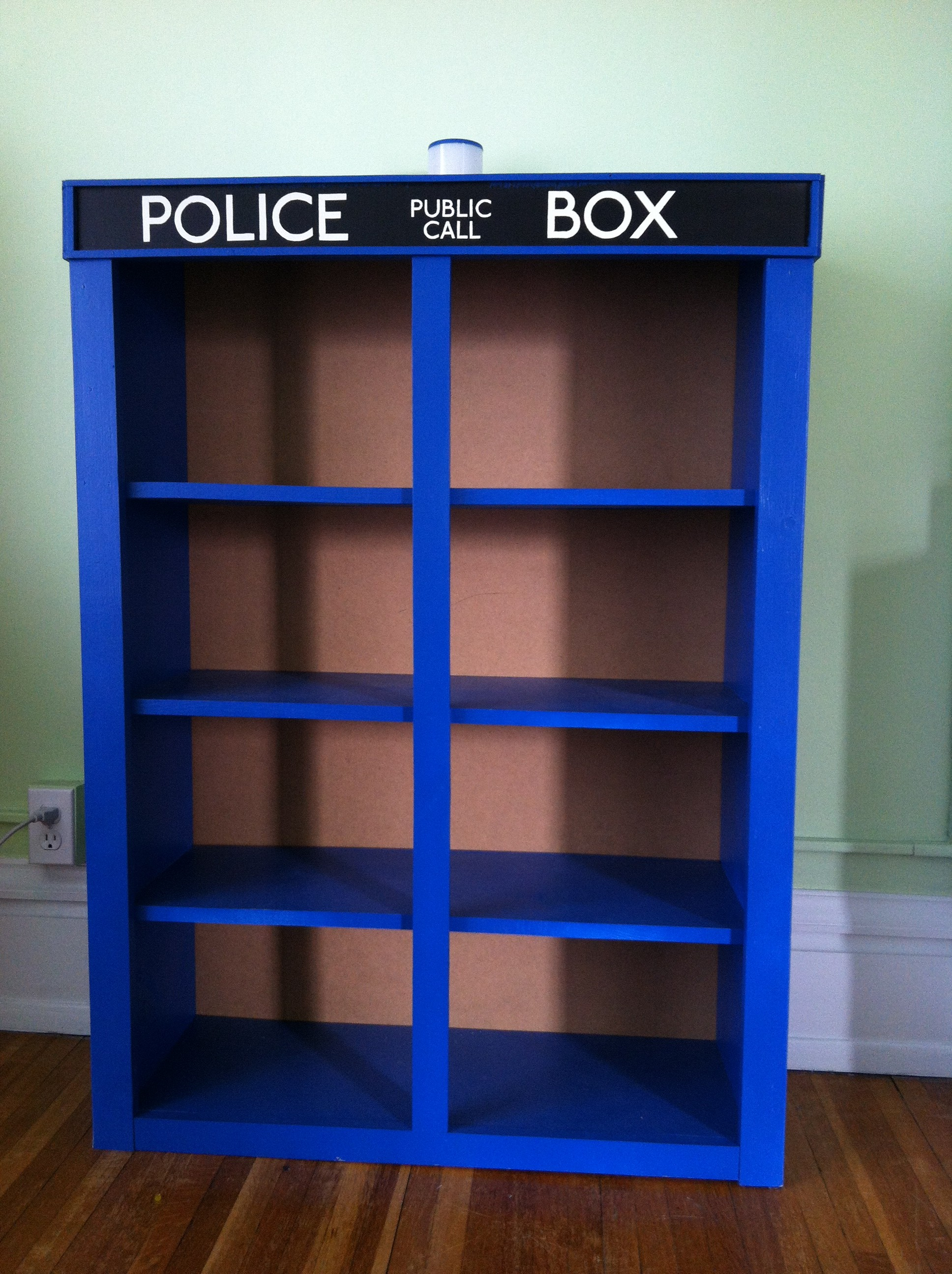 x auctions wooden zt bookshelf product blue
